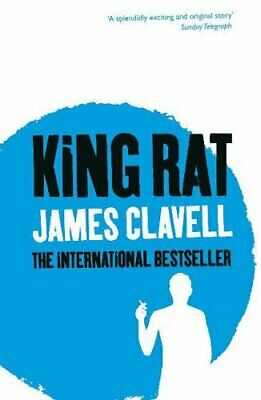 King Rat: The Fourth Novel of the Asian Saga by Clavell, James Paperback Book