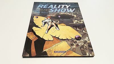 Reality Show T2 Direct Live EO / Porcel / Morvan // Dargaud