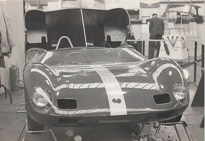 Elva Sports Racing Car? Photograph.