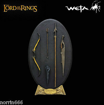 LORD OF THE RINGS ARMAS MORIA ORCS Weta Sideshow