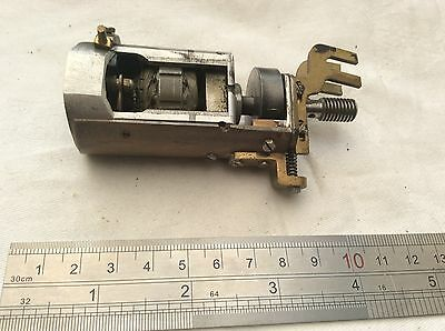 O GAUGE 7mm SCALE LARGE MOTOR & ATTACHMENTS SUITABLE FOR O GAUGE MODELS - RUNNER