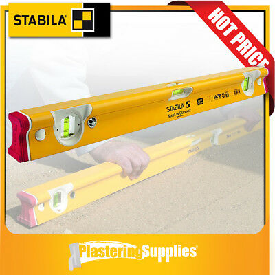 Stabila Type R300 Level  244cm Box Frame 3 Vial  Trade Tough Precision