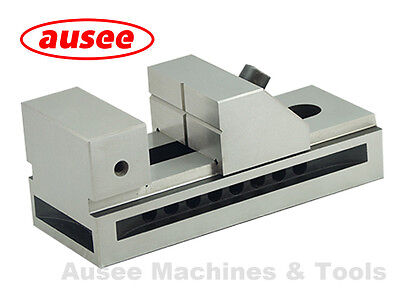 Type B Precision Tool Vice 80mm with Side & End Clamping Recess