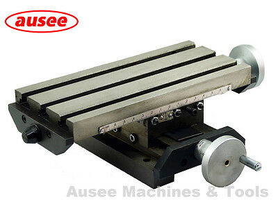 SIEG 200x90mm Cross Worktable  (ideal for upgrading your SIEG X0 Lux Mill/Drill)