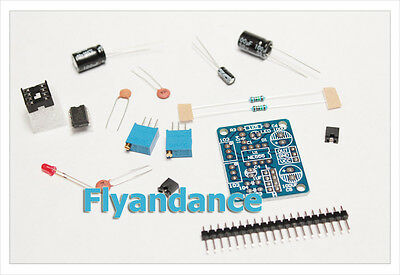 DIY electronic Kit - Signal Generator 555 pulse frequency adjustable PWM ne555
