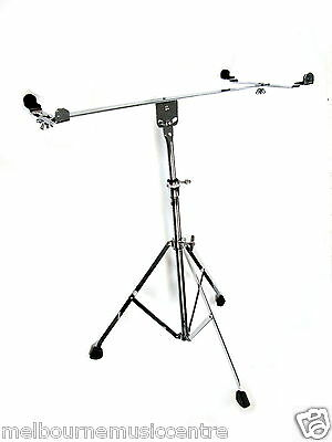 GLOCKENSPIEL STAND Height Adjustable Chrome Plated *Adjust Clamp Design* NEW!
