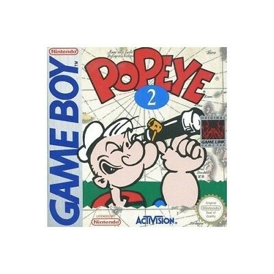 Popeye 2 (GameBoy), unknown Book The Cheap Fast Free Post
