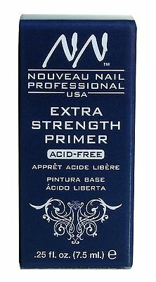 Nouveau Nail Extra Strength (Acid-Free) Primer - 7.5ml (0.25oz)