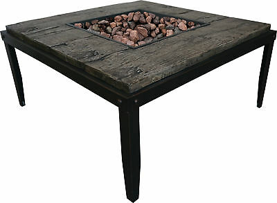 Bond Manufacturing Tiburon Wood Fire Table