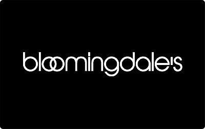 $50 Bloomingdale's Physical Gift Card - FREE Standard 1st Class Mail Delivery