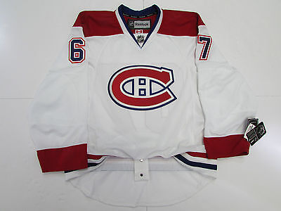 Pacioretty Montreal Canadiens Authentic Away Reebok Edge 2.0 7287 Hockey Jersey