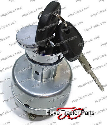 Yanmar Tractor Ignition Starter Switch