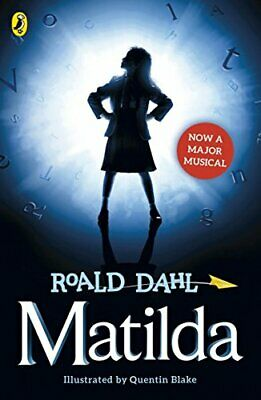 Matilda (Theatre Tie-in) by Dahl, Roald Book The Cheap Fast Free Post