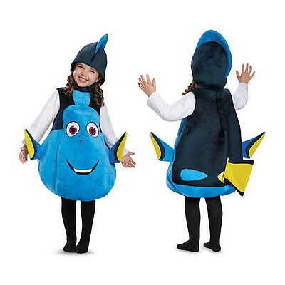 Disney Pixar Finding Dory Deluxe Child Costume for Kids | Disguise 10049