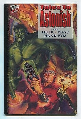 "Tales To Astonish #1 - ""Feat. Hulk, Wasp, Hank PYM"" - 1994 (Grade 8.0)"