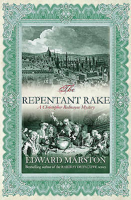 The Repentant Rake by Edward Marston (Paperback) New Book
