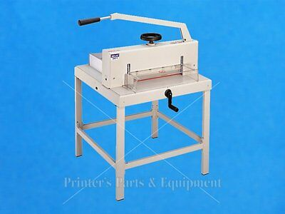 KW-TRIO 3971 Manual Paper Cutter,Guilotine Finishing Equipment Bindery Printing