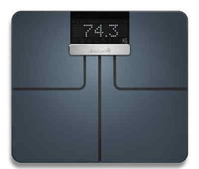 Garmin Index Smart Scale WiFi Black