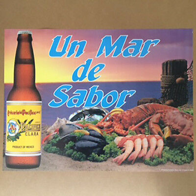 Pacifico Beer Poster <<New>>