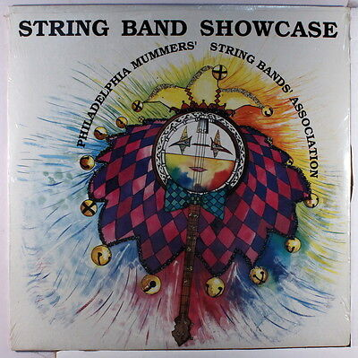 VARIOUS: String Band Showcase LP Sealed (2 LPs) Easy Listening
