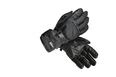 "Men's Motorcycle Gloves (waterproof & great for winter) – ""Seco"""