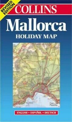 Mallorca (Holiday Map) (Collins Holiday Map) Sheet map, folded Book The Cheap