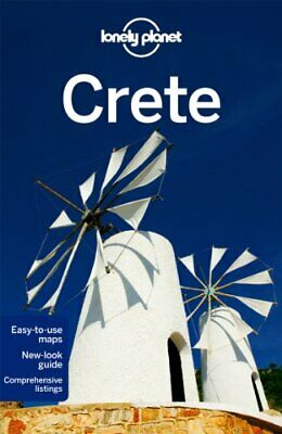 Lonely Planet Crete (Travel Guide) by Hannigan, Des Book The Cheap Fast Free