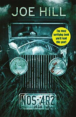 NOS4R2 by Hill, Joe Book The Cheap Fast Free Post
