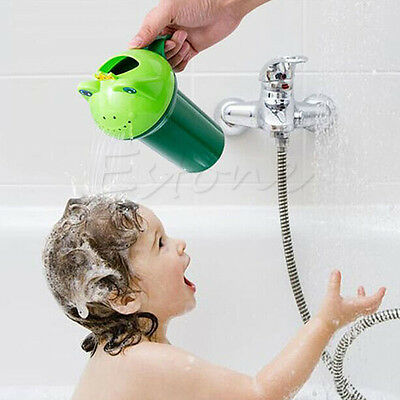 Tearless Baby Child Wash Hair Eye Shield Shampoo Rinse Cup Product Quality Bath