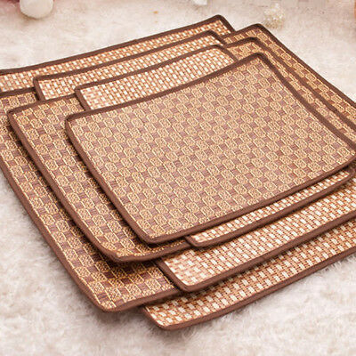 Pet Dog Cat Bed Non Toxic Cooling Cool Natural Cooling Gel Mat Summer Pad A