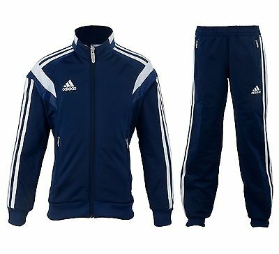 Adidas  CONDIVO 14 PES YOUTH TRACKSUIT  F76936   NAVY