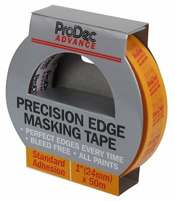 Rodo Atmt001 Prodec Advance Precision Edge Masking Tape 24Mm X 50M 1 Roll