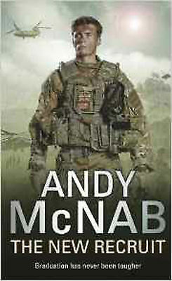The New Recruit: Liam Scott Book 1, New, McNab, Andy Book