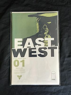East Of West # 1-12 + The World One-Shot  High Grade Image Hickman Dragotta