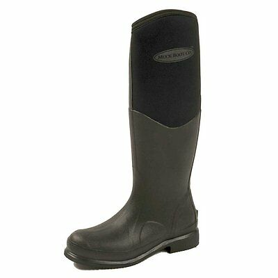 The Muck Boot Company Colt Ryder Black, The original lined riding wellington