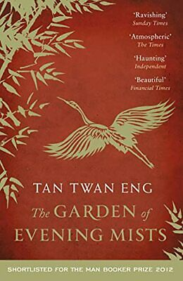 The Garden of Evening Mists by Eng, Tan Twan Book The Cheap Fast Free Post