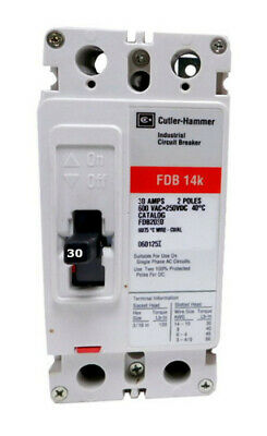 Eaton / Cutler-Hammer FDB2030 / FDB2030L - Certified Reconditioned