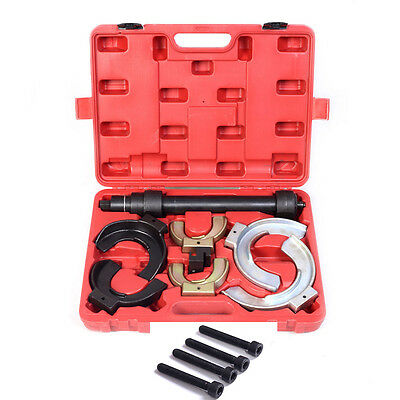 Universal Spring Compressor Strut Tuning System Car Coil Clamp Tool Set Kit UK