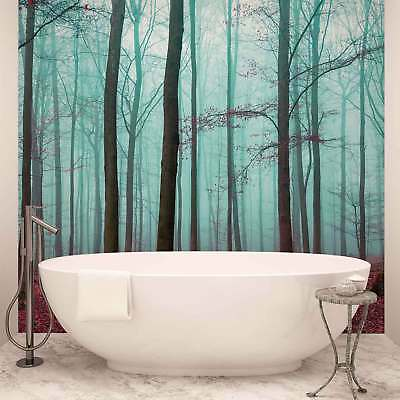 WALL MURAL PHOTO WALLPAPER XXL Nature Wood Forest (2657WS)