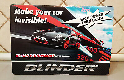 BLINDER HP-905 COMPACT - LATEST 2020  Model - DUAL Sensor - NEW IN BOX