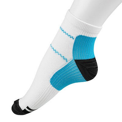 Yoga Massage Soft Sport Foot Ankle Pain Relief Socks Hurt Nylon Therapy