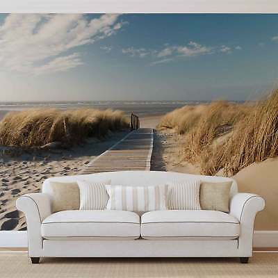 WALL MURAL PHOTO WALLPAPER XXL Beach Scene (1020WS)