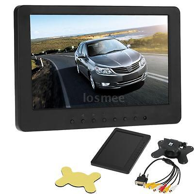 """7"""" inch LCD Color Video HDMI CCTV Monitor Screen for DVR PC Security Camera S6C7"""