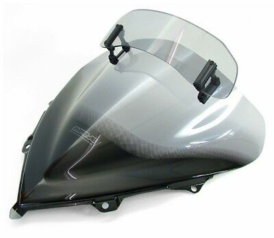 For Honda CBF 1000 2008 MRA Adjustable Touring Screen Smoke Grey