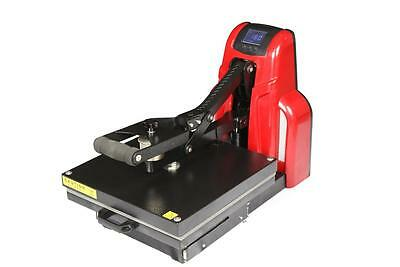 Microtec Heat Press Semi Auto Top Quality with Draw SHP-15/20