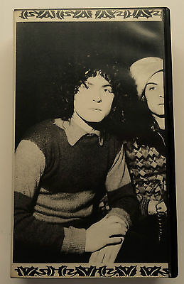 Rexmas Specials Volume Two, Official Marc Bolan Fan Club 1989 VHS Video (T.Rex)