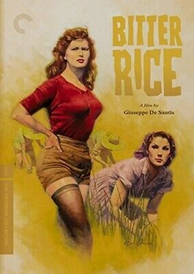 Bitter Rice (Criterion Collection) [New DVD] Full Frame, Restored, Special Edi