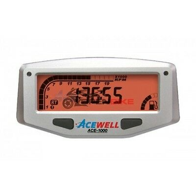 ACE-1000  ACE-1000A Strumentazione LCD  Acewell cross motard enduro
