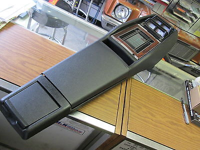 1969 Camaro Assembled Center Console Assembly Th350 Th400 With Gauges