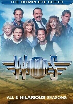 Wings: The Complete Series [New DVD] Boxed Set